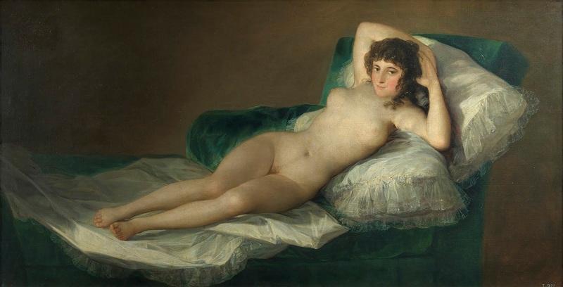 Goya, la transición (II)