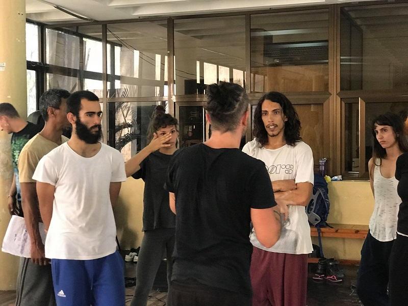 """""""La segunda piel"""", Danza Contemporánea de Cuba estrena en la escena"""