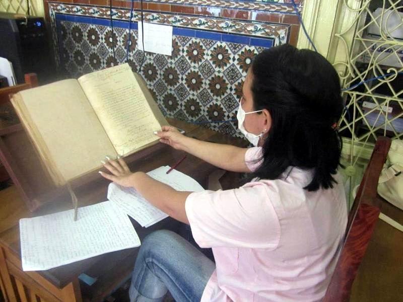 Conservación del patrimonio documental