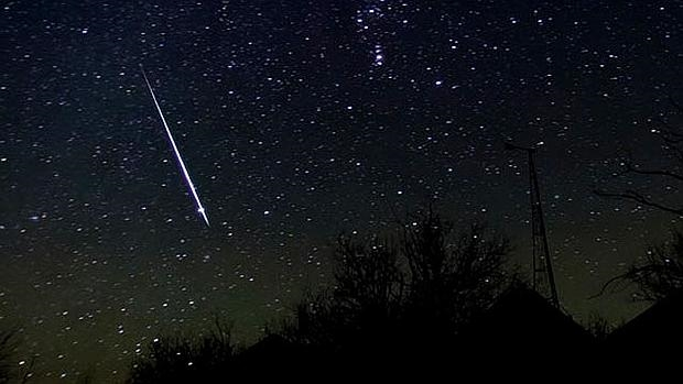 Rain of meteors will be visible in Cuba