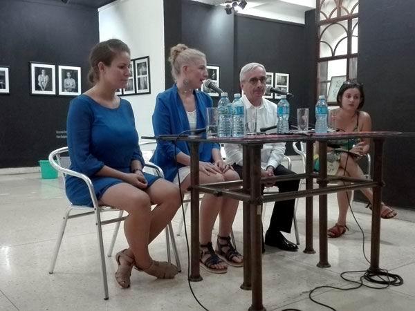 Ministra de Cultura eslovaca en Jornadas de Cine en La Habana