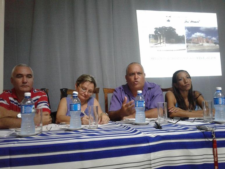 Movimiento Juvenil Martiano celebrá su 30 Aniversario en Las Tunas