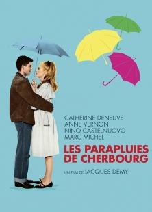 Los paraguas de Cherburgo, recuerdos...