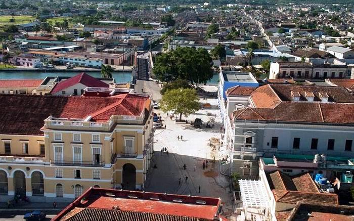 Plaza de la Vigía.