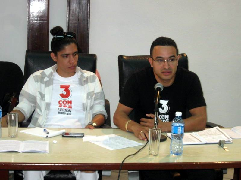 Congreso de la AHS en Santiago de Cuba. Foto: Sergio Martínez