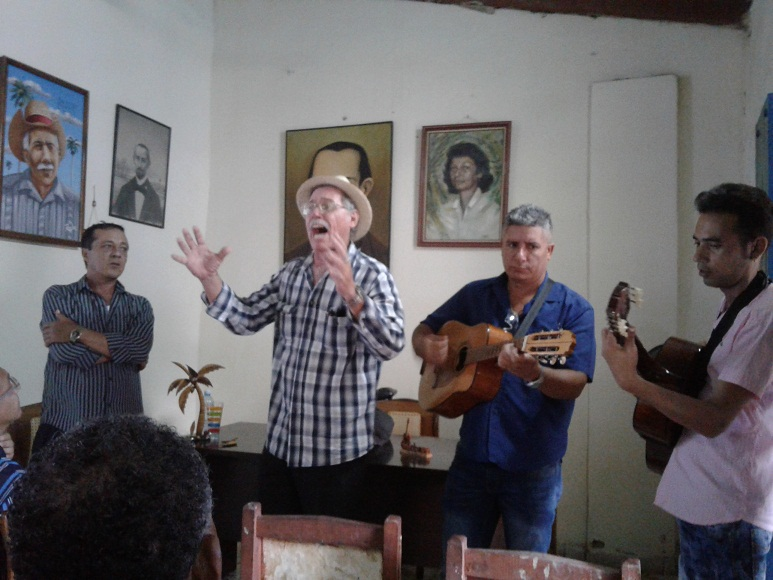 Oralitura Habana, event to Enrich the Improvisation Universe