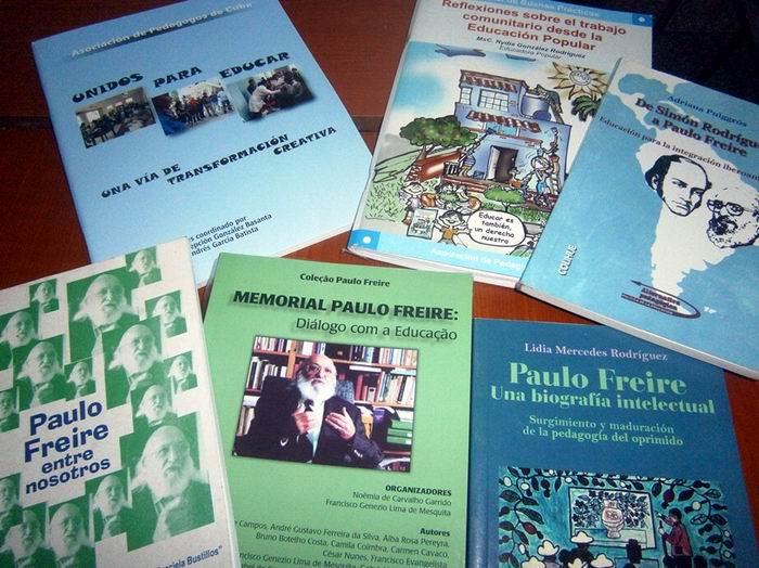 En Cienfuegos Encuentro Internacional Presencia de Paulo Freire