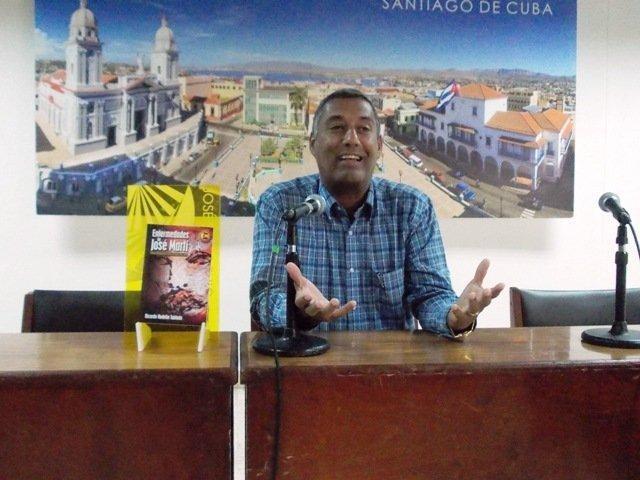 Propuestas de la Feria en Santiago: Las enfermedades de José Martí