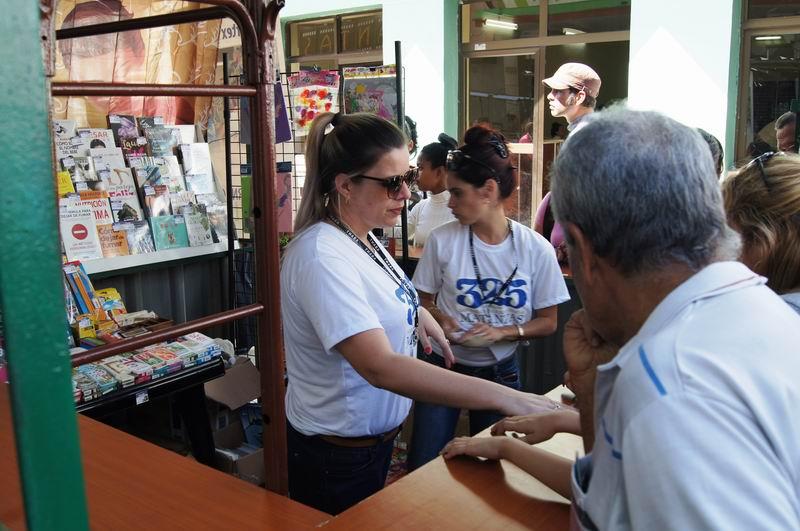 Feria del Libro en Matanzas