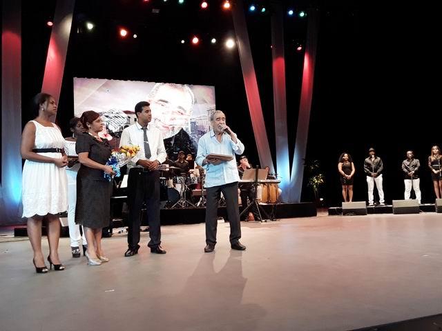 La Llave de Santiago de Cuba para Andy Montañez
