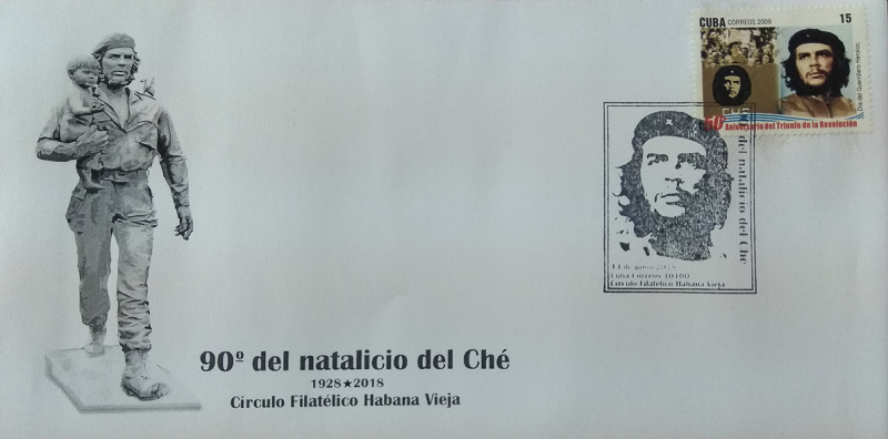Crece la iconografía del Che Guevara