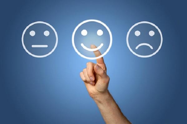 Mantenerse positivo es una buena actitud ante la vida