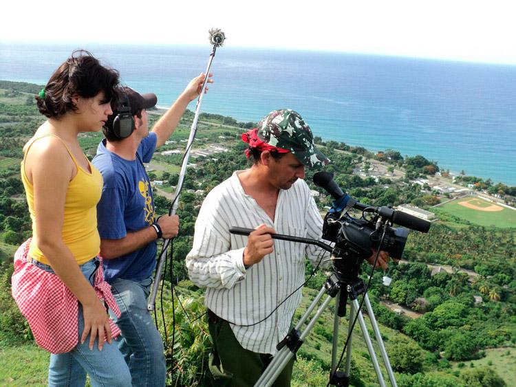 TV Serrana: el sonido en primer plano