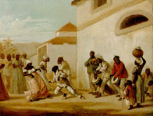 Cuba en la pintura de Landaluze