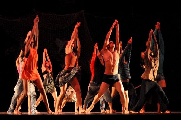 En Cienfuegos Ballet Contemporáneo de Camagüey