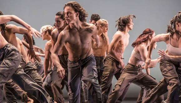 El Equilux de la danza, o la vuelta de Islas Creativas