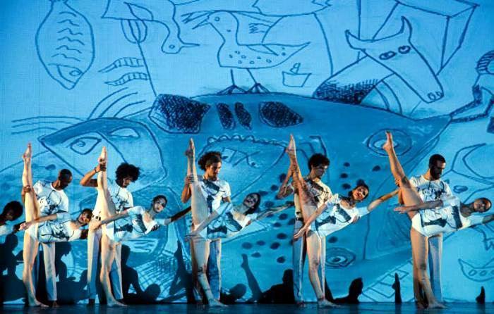 Otorga The Times 4 estrellas a espectáculo de Danza Contemporánea de Cuba . Foto: Yander Zamora