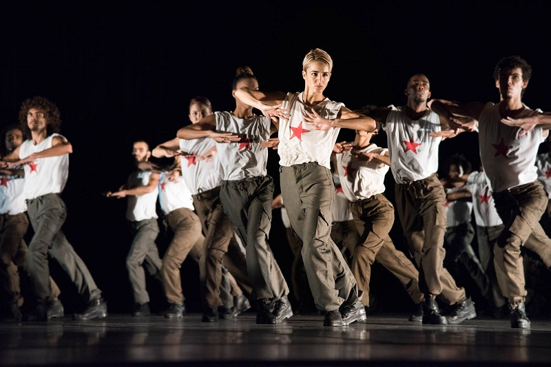 Contemporary Dance of Cuba closed the Fall For Dance Festival in New York