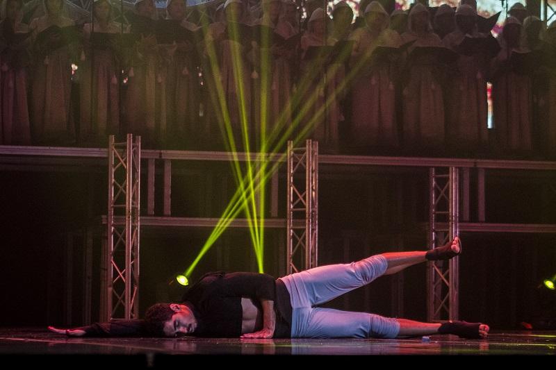 """""""La danza es una exploración de lo que se cree y lo que se puede ser"""""""