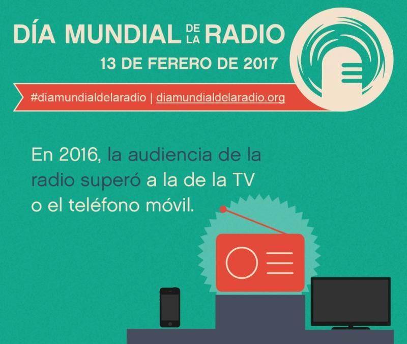 Envía directora General de la UNESCO mensaje por el Día Mundial de la Radio