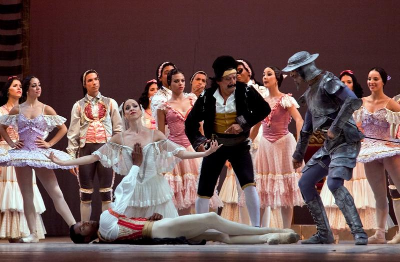 Ballet Nacional de Cuba de gira por China
