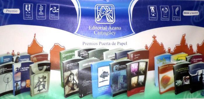 Libros camagüeyanos en Feria Internacional de La Habana (+Audio y Fotos)