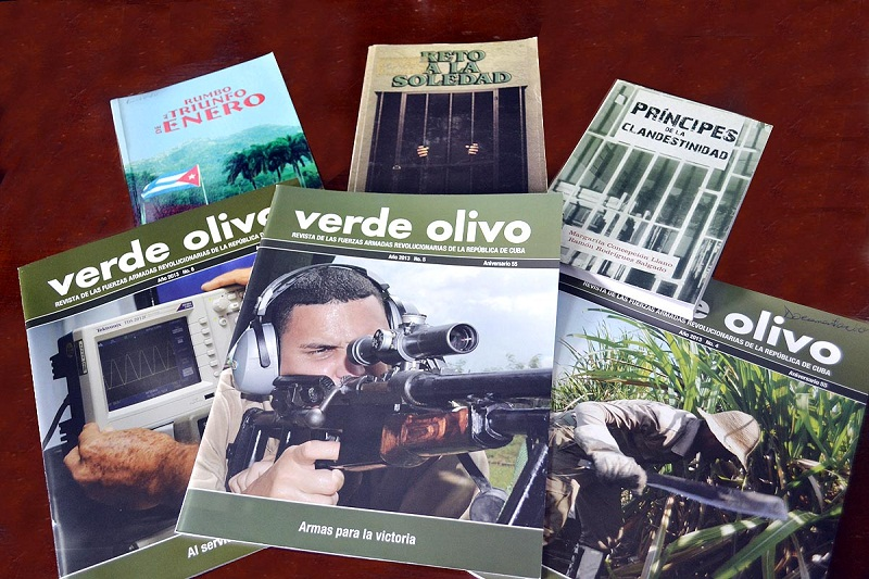 Instituto de Historia de Cuba: novedades en la Feria del Libro (+ Fotos)