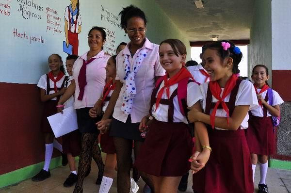Desarrolla el MINED educación integral para evitar discriminación