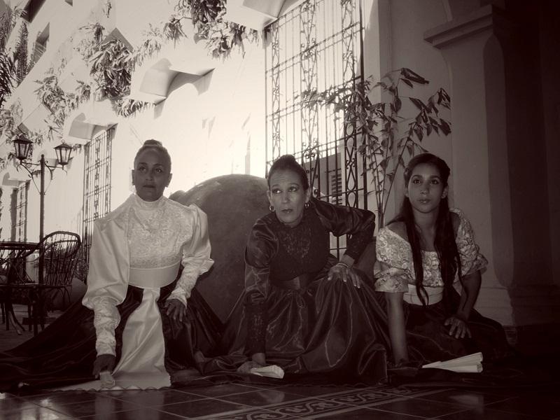 El Ballet Folklórico de Camagüey le invita a un café (+Audio, Fotos y Video)