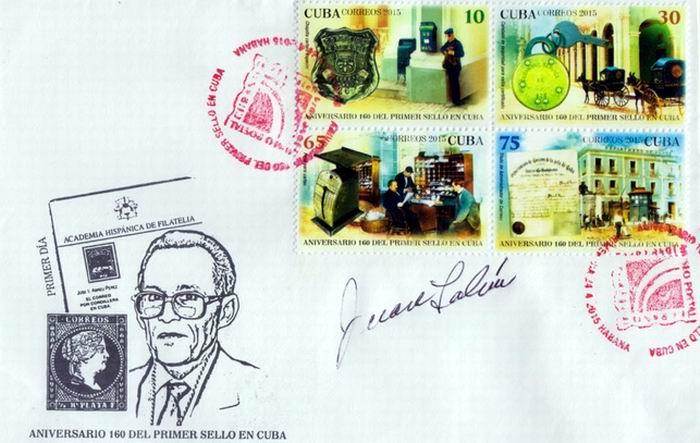 Celebran 260 años del primer servicio oficial de correos de Cuba (+Audio)
