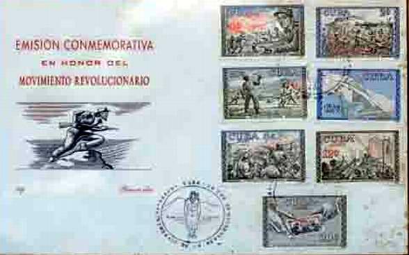 Sellos que forman parte de las principales joyas del Museo Postal Cubano