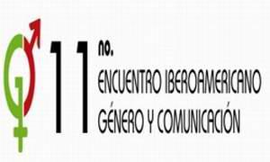 Logo: XI Encuentro Iberoamericano de Género y Comunicación
