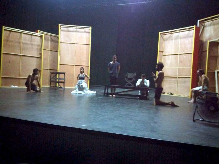 Nuevo estreno de Teatro el Público en el Trianón