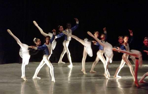 Ballet de la Academia de las Artes de Camagüey en función de gala