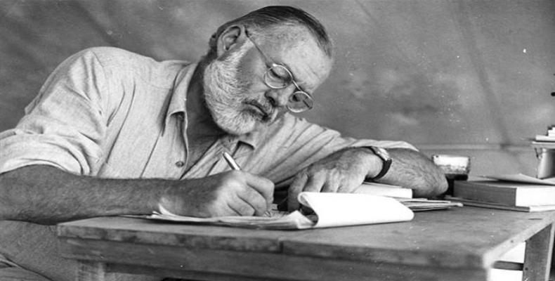 Hemingway Life and Work Brings Wwriters from Six Countries to Cuba