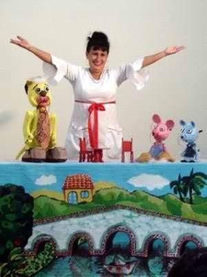 Carmen Fara Rodríguez Madrigal, actriz y directora del proyecto Tentempié comentó que estarán presentes con el espectáculo Pueblito de Cuentos en Rhode Island