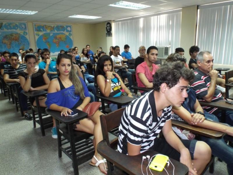 Potencian colaboración académica entre Cuba y el Reino Unido