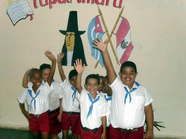 Escuela Especial Tupac Amaru, de Alamar, La Habana del Este