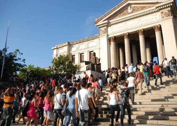 Con mejores resultados ingreso a la educación superior 2015
