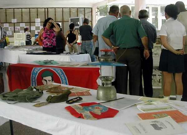 En 2011 cuando se celebró el 8 de septiembre el Día Internacional de la Alfabetización, el Instituto de Estadística de la UNESCO, ofrecía datos preocupantes: 793 millones de adultos son analfabetos, en su mayoría niñas y mujeres. Foto: Miozotis Fabelo Pinares.