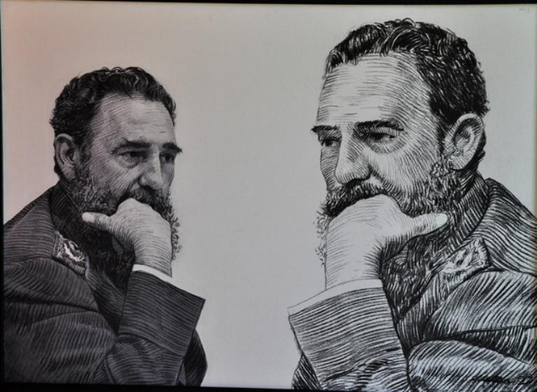 Presentan este lunes textos sobre Fidel Castro en Feria del Libro