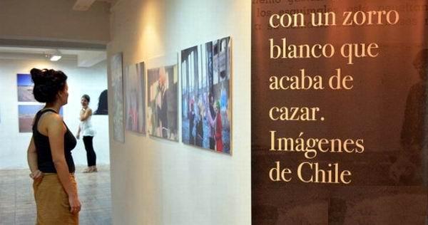 Un Chile visto por la lente de artistas emergentes en la Casa