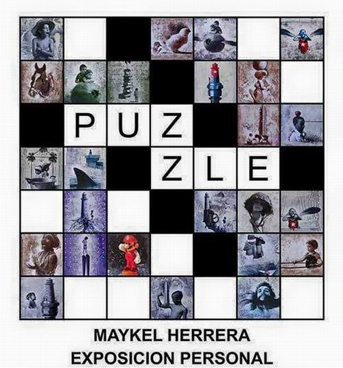 Maykel Herrera propone nueva Exposici�n Personal
