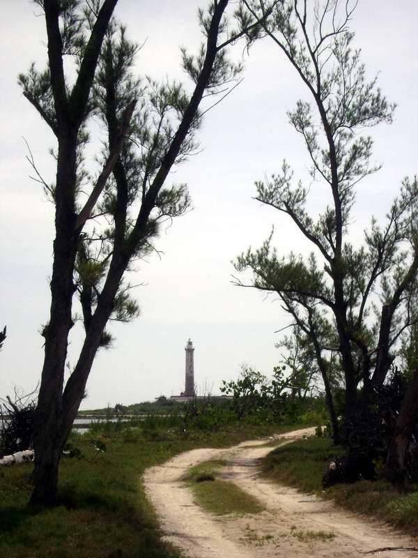 Faro Lucrecia, Holguín, Cuba