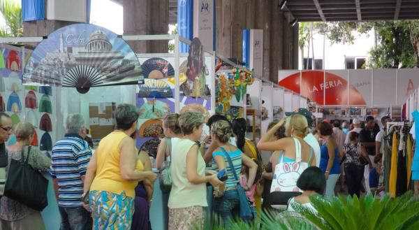 Feria Arte en la Rampa