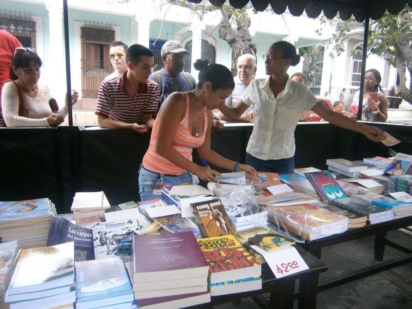 Se avecina Feria Internacional del Libro de La Habana