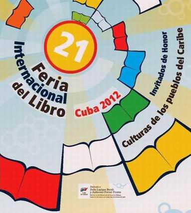 Feria Internacional del Libro Cuba 2012