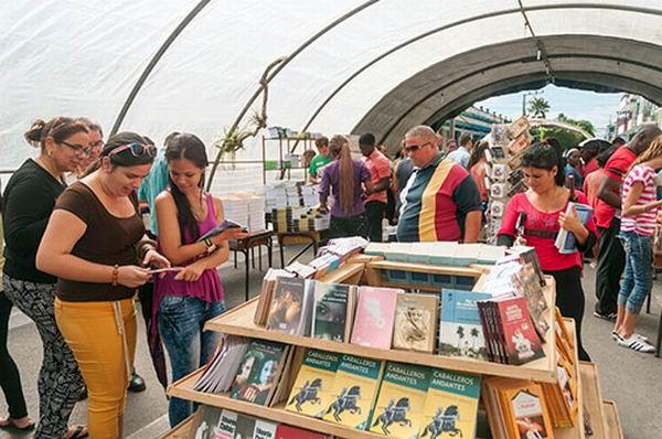 Llega a Pinar del Río la fiesta de la lectura