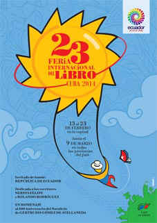 Literatura ecuatoriana: plato fuerte en la Feria del Libro