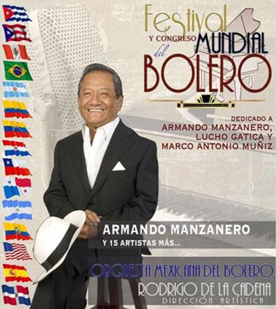 Cuba to be Present in Bolero Festival and World Congress in Mexico